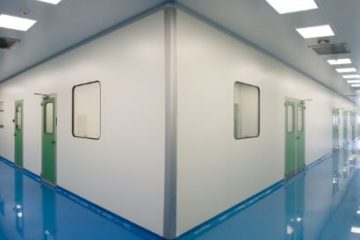 Nicomac cleanroom on 2019 ISPE Facilities of the Future Conference