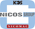 Logo Nicos Group Inc