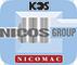 Logo Nicos Group Inc