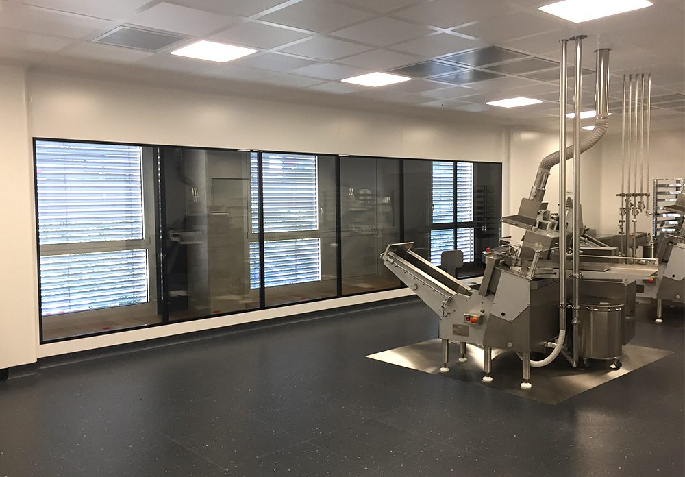Cleanroom Windows Designed For The Cleaning Needs Nicomac