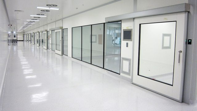Cleanroom Doors A Large Variety Of Pharmaceutical Doors