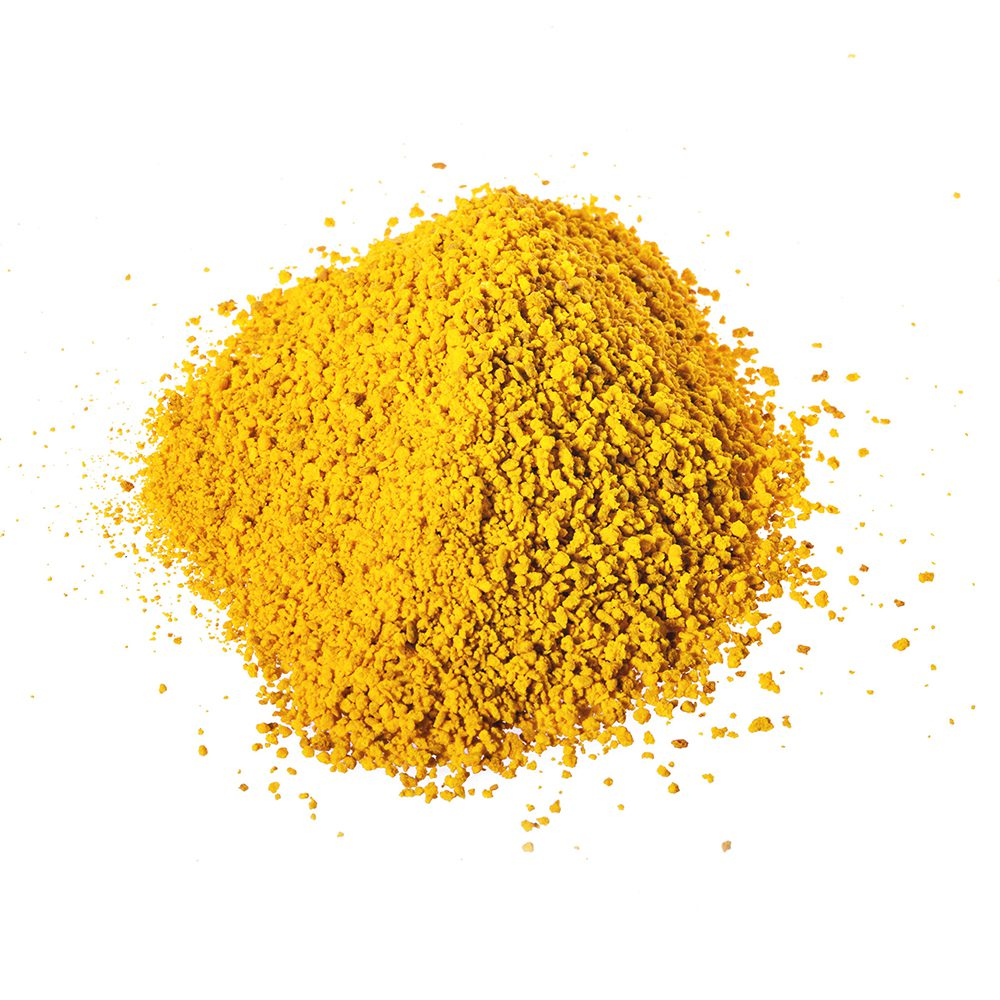 Yellow powder