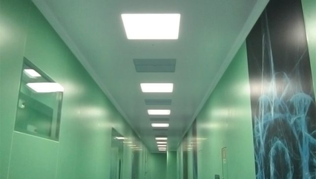 Walk On Continuous Panel False Ceiling Nicomac